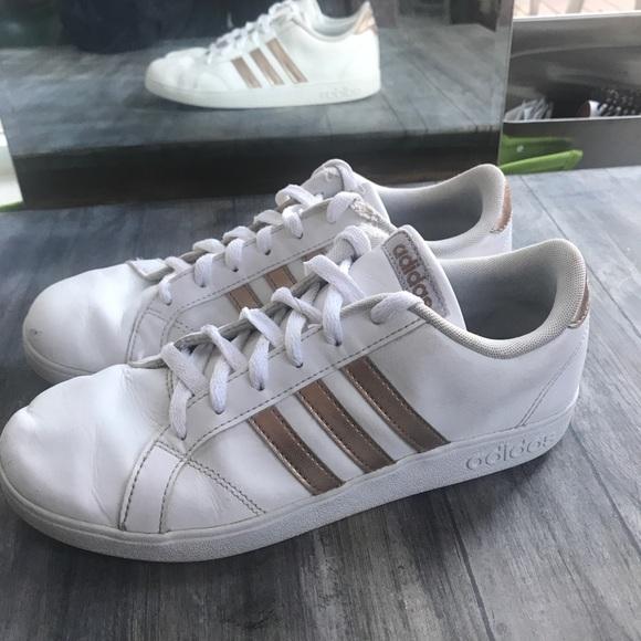 adidas rose gold youth